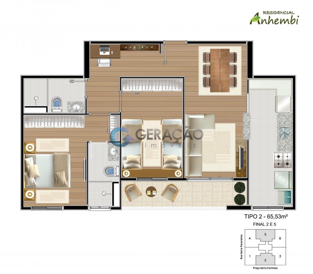 Comprar Apartamento / Padrão em São José dos Campos apenas R$ 279.386,00 - Foto 1