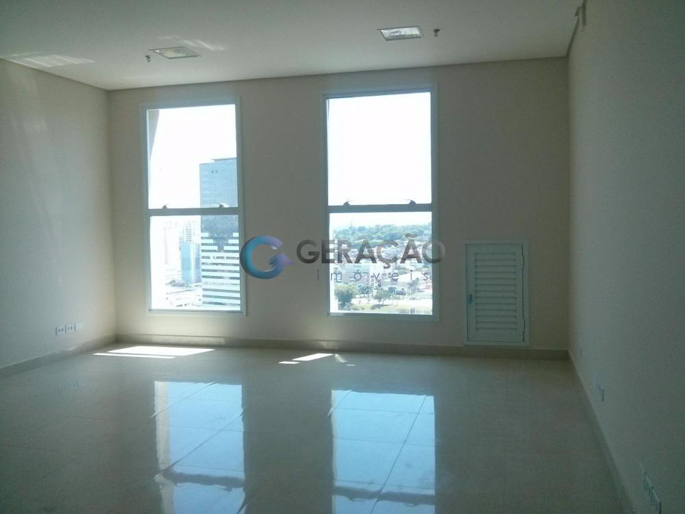 Alugar Comercial / Sala em Condomínio em São José dos Campos R$ 1.200,00 - Foto 3