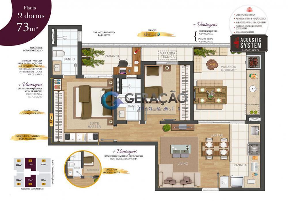 Comprar Apartamento / Padrão em São José dos Campos apenas R$ 570.000,00 - Foto 28