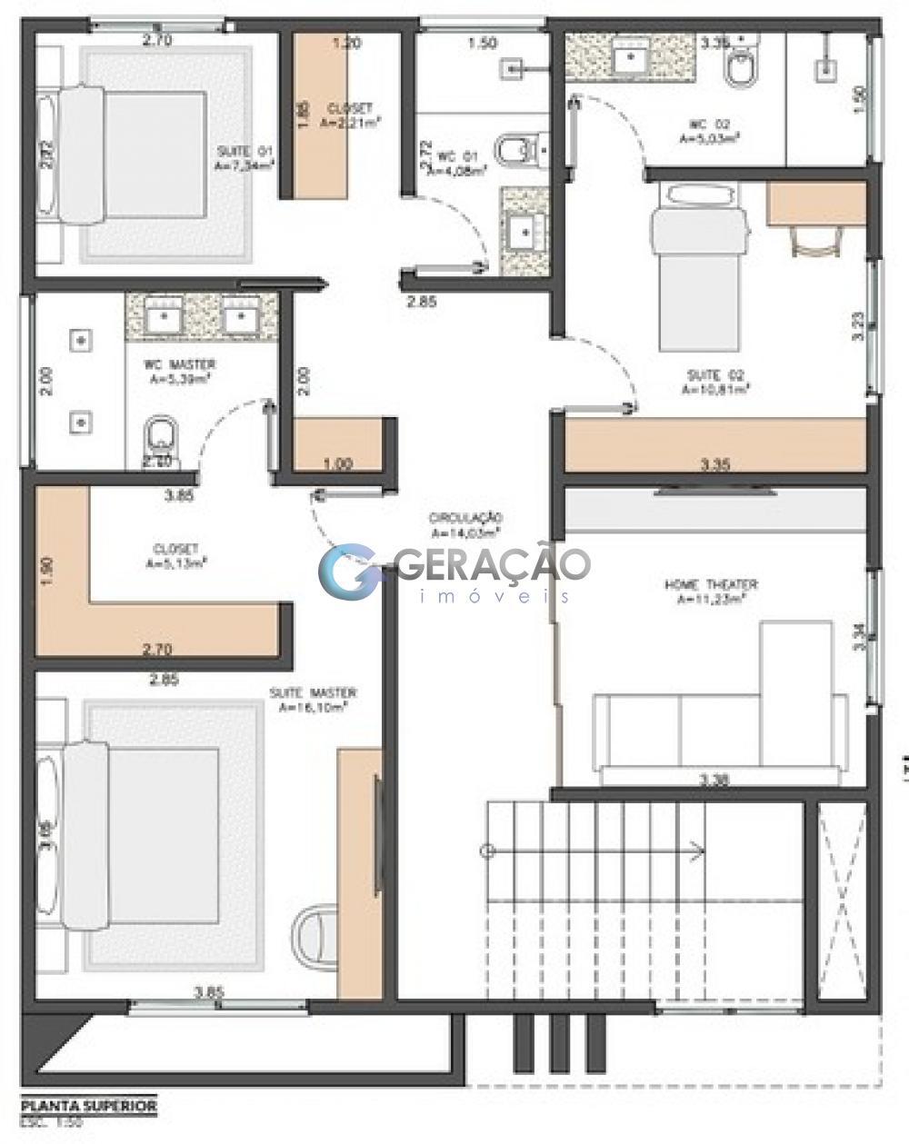 Comprar Casa / Condomínio em São José dos Campos R$ 1.224.000,00 - Foto 5