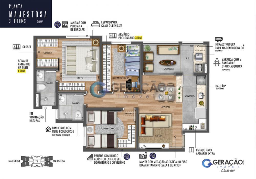 Comprar Apartamento / Padrão em São José dos Campos R$ 400.000,00 - Foto 4