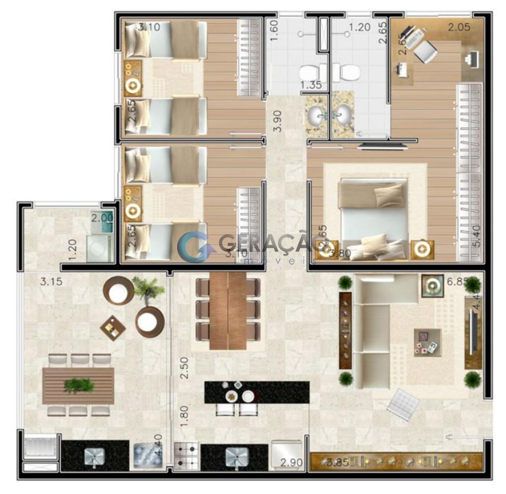 Comprar Apartamento / Padrão em Jacareí R$ 470.000,00 - Foto 10