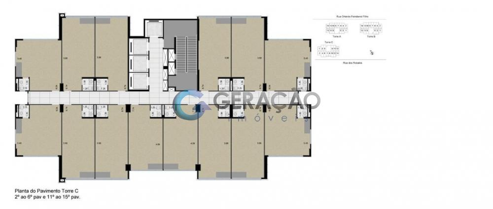 Alugar Comercial / Loja em Condomínio em São José dos Campos R$ 6.500,00 - Foto 34