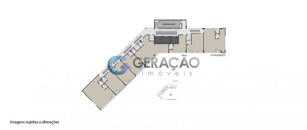 Alugar Comercial / Sala em Condomínio em São José dos Campos R$ 1.000,00 - Foto 41