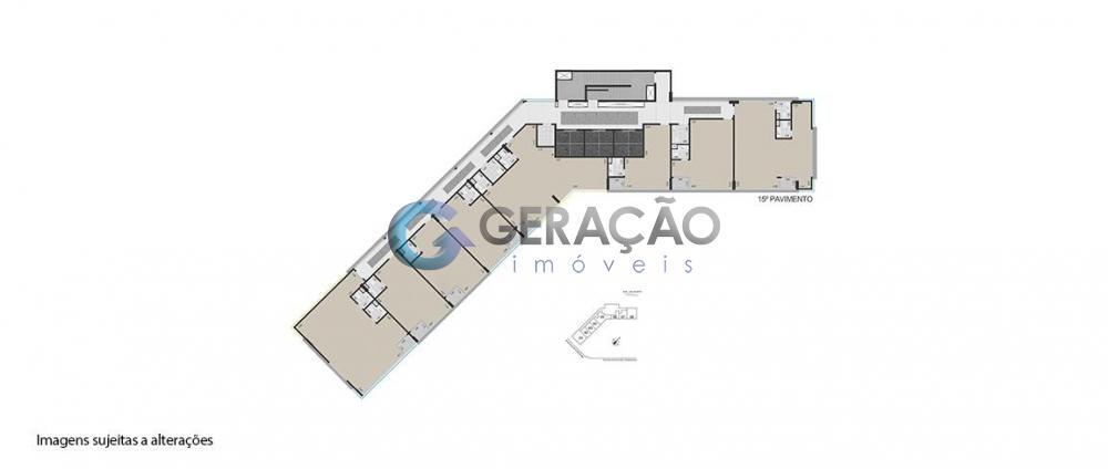 Alugar Comercial / Sala em Condomínio em São José dos Campos R$ 1.000,00 - Foto 43