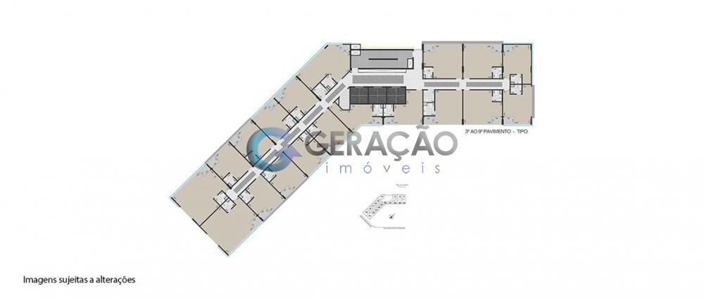 Alugar Comercial / Sala em Condomínio em São José dos Campos R$ 1.000,00 - Foto 46