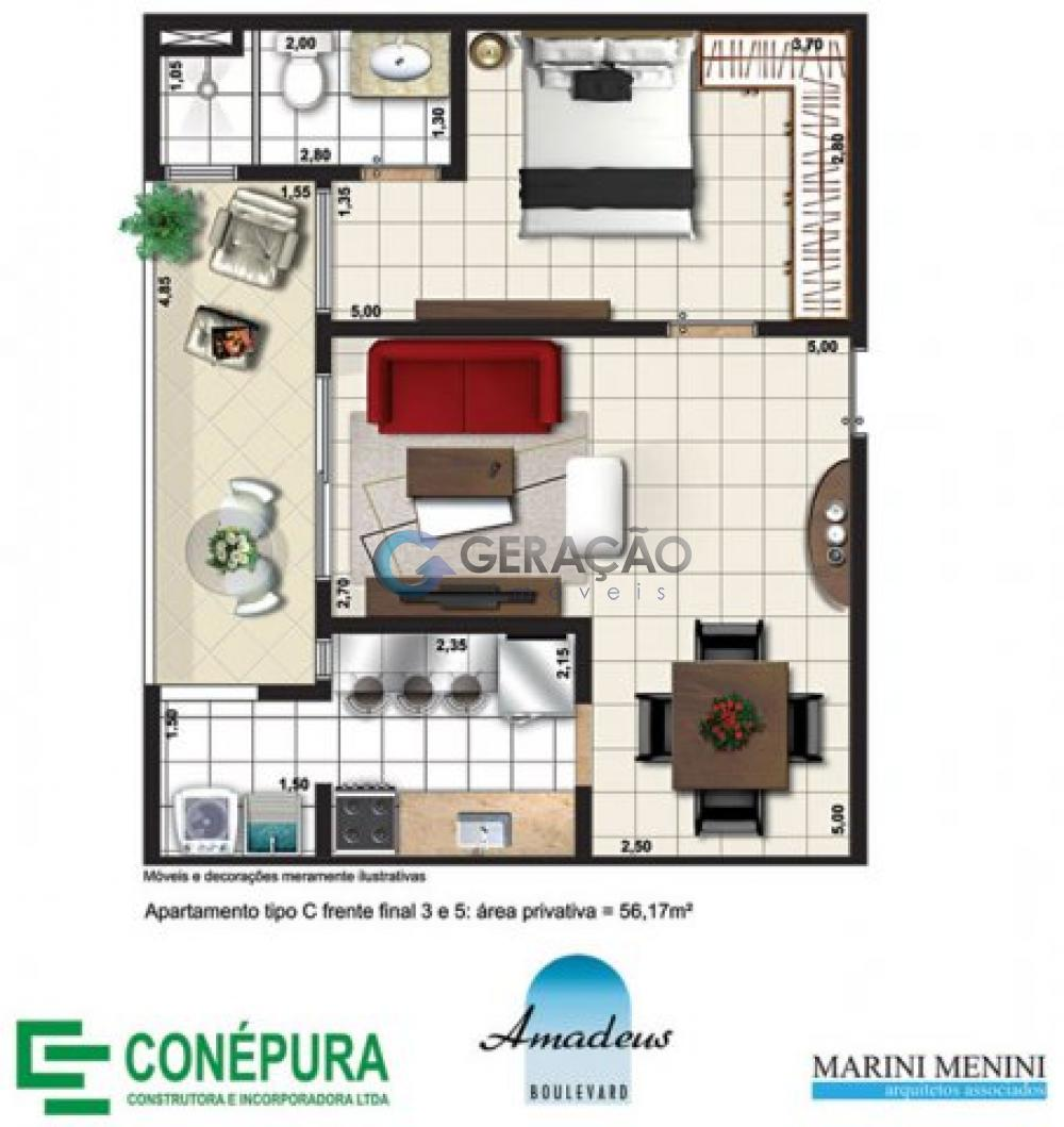 Comprar Apartamento / Padrão em São José dos Campos R$ 373.000,00 - Foto 39