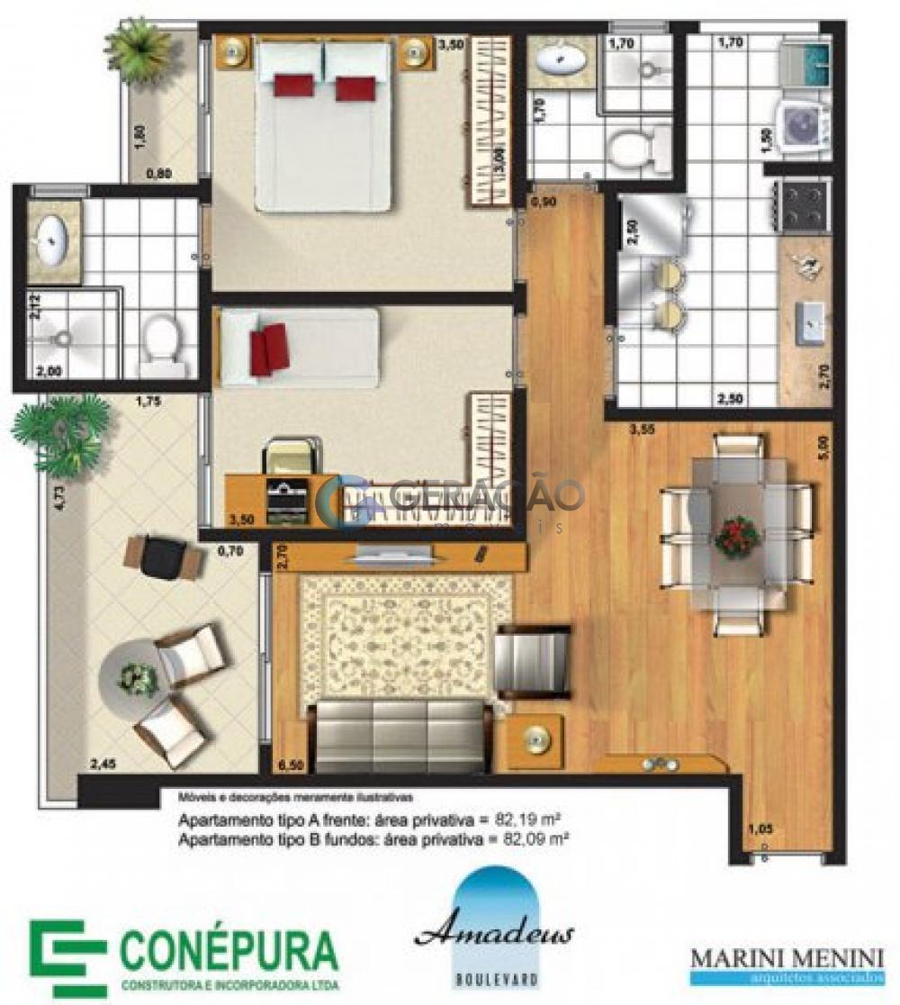 Comprar Apartamento / Padrão em São José dos Campos R$ 373.000,00 - Foto 40