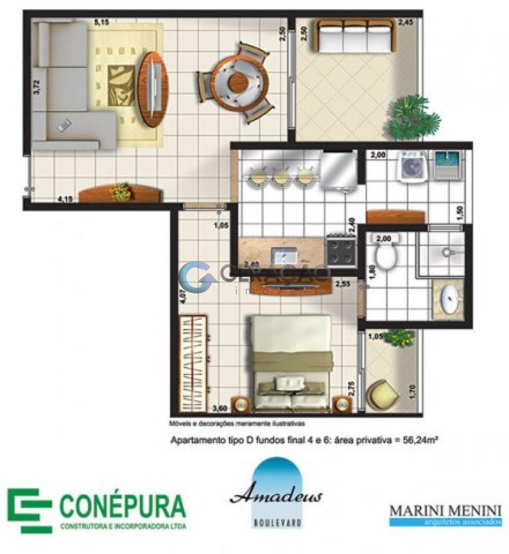 Comprar Apartamento / Padrão em São José dos Campos R$ 373.000,00 - Foto 41