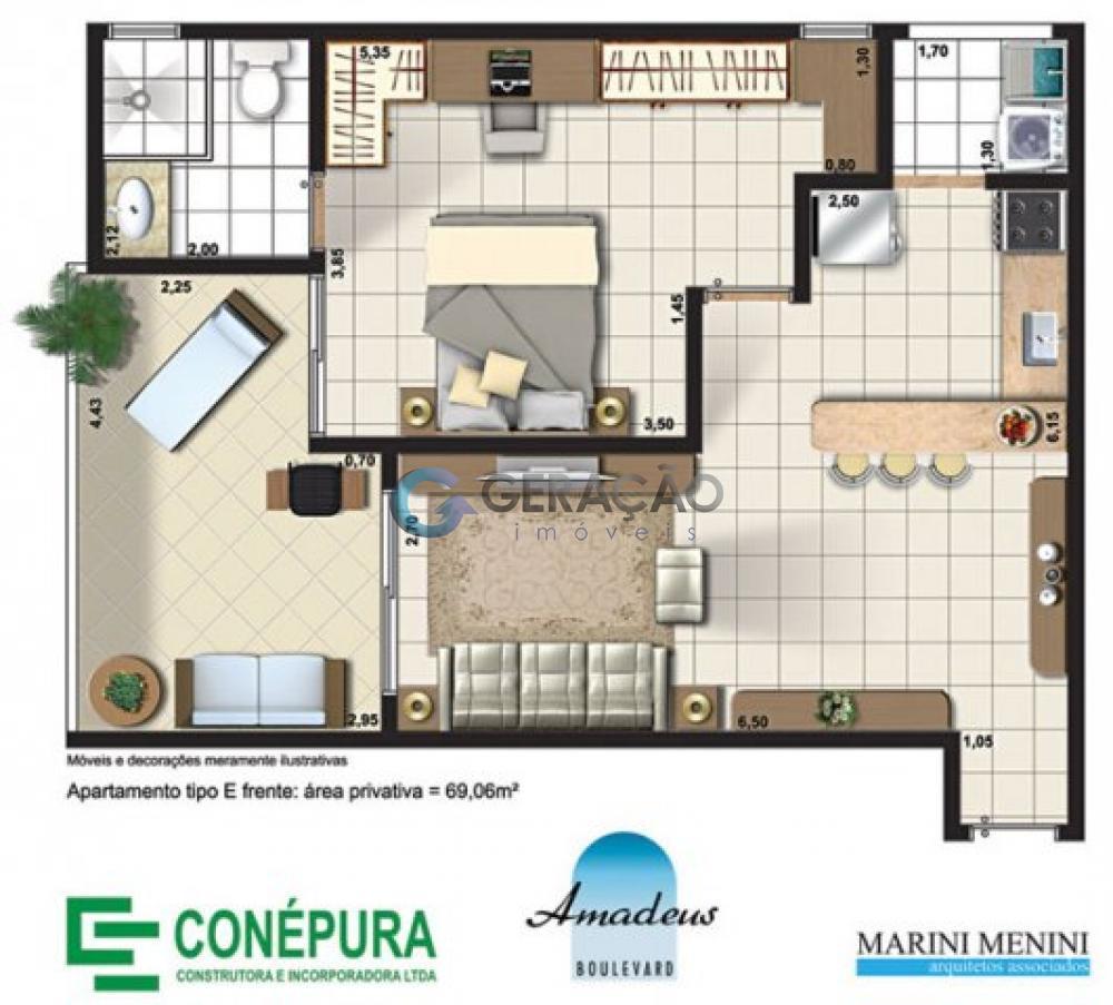 Comprar Apartamento / Padrão em São José dos Campos R$ 373.000,00 - Foto 42