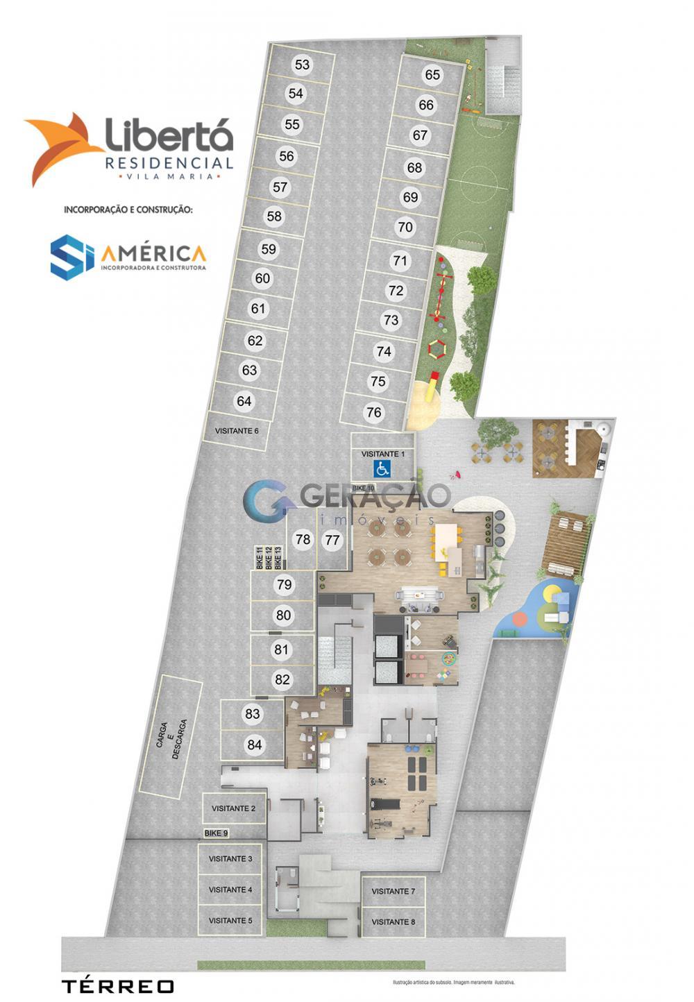 Comprar Apartamento / Padrão em São José dos Campos R$ 218.000,00 - Foto 39
