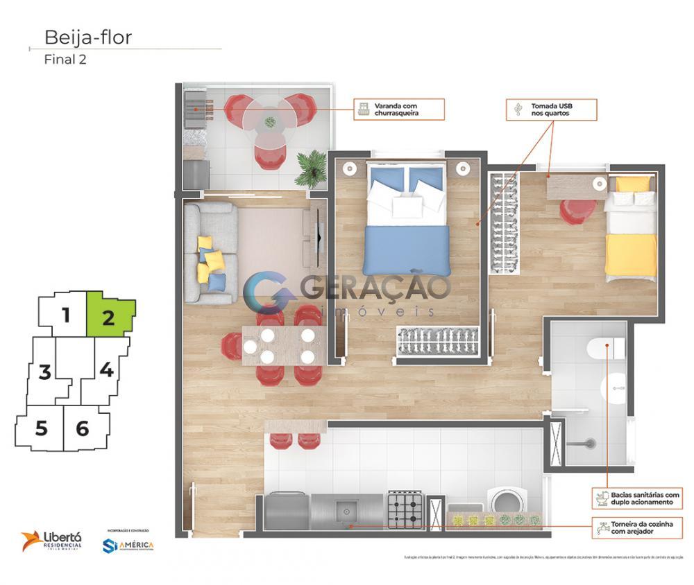 Comprar Apartamento / Padrão em São José dos Campos R$ 218.000,00 - Foto 41