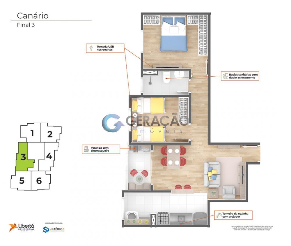Comprar Apartamento / Padrão em São José dos Campos R$ 218.000,00 - Foto 42