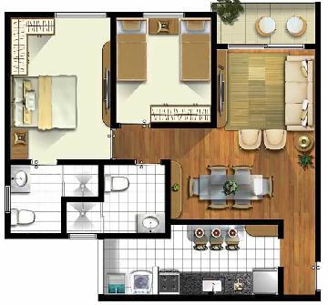 Alugar Apartamento / Padrão em São José dos Campos. apenas R$ 280.000,00