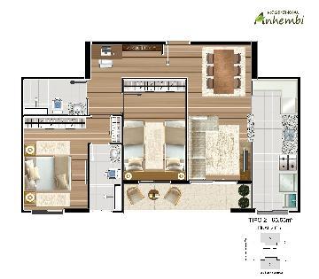 Comprar Apartamento / Padrão em São José dos Campos. apenas R$ 224.000,00