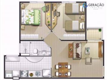 Alugar Apartamento / Padrão em São José dos Campos R$ 1.000,00 - Foto 15