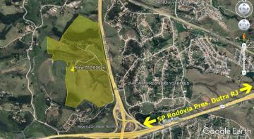 Jacarei Chacaras Reunidas Igarapes Area Venda R$16.500.000,00  Area do terreno 782385.00m2